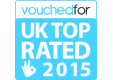 Tim Alter is proud to be the only top rated accountant in Scotland according to the vouchedfor 2015 listings