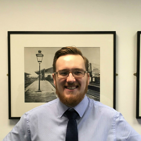 Scott Fox shortlisted for Graduate Employee of the Year