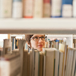 Graduate Trainee Accountant in the library