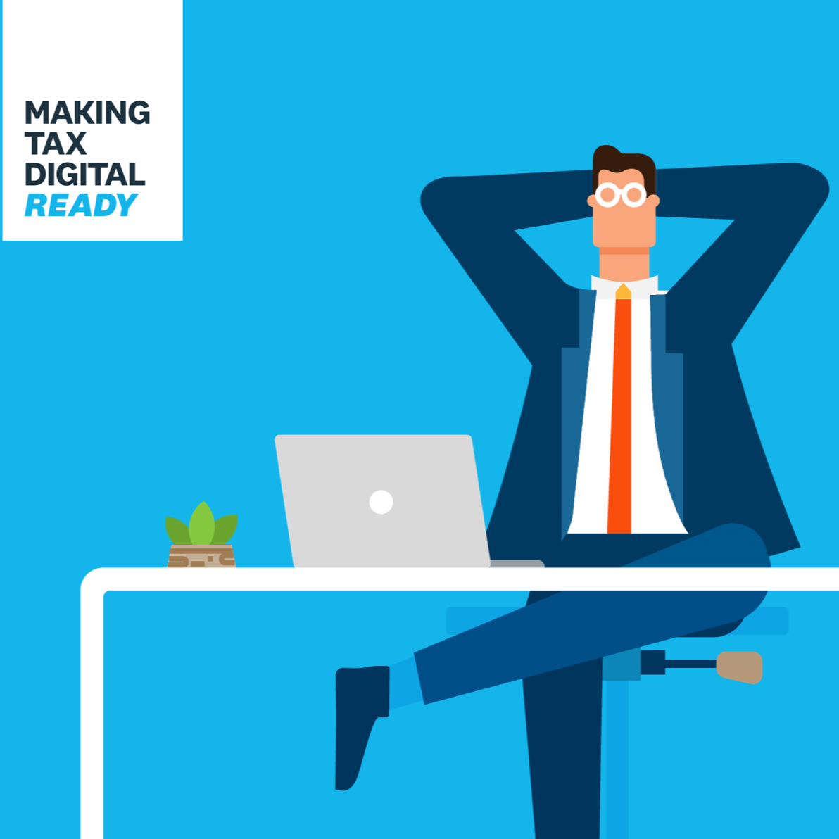 How many VAT registered businesses in the UK need to sign up to Making Tax Digital