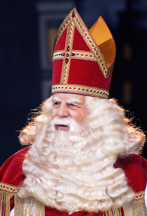 Give gifts on 5th December if you are like the Dutch and celebrate the feast of St Nicholas