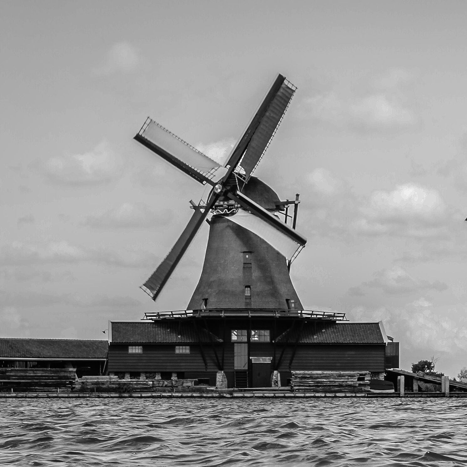 Windmills are a classic example of the circular economy