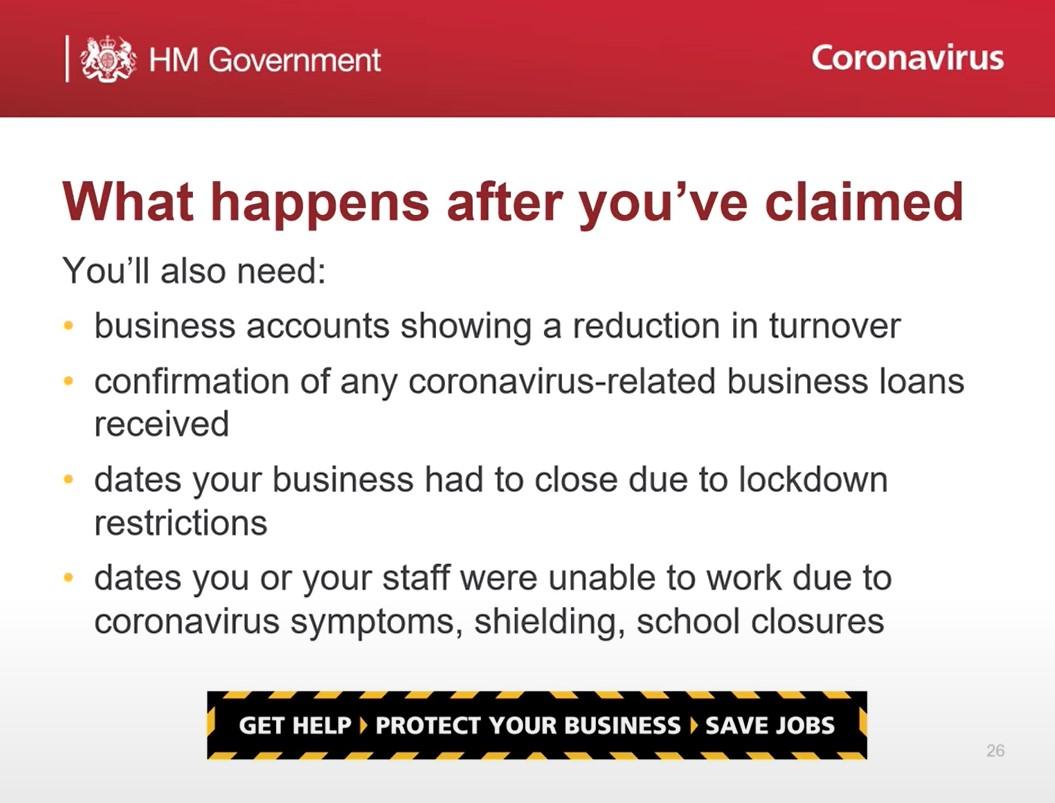 HMRC Claim Adverse Effects